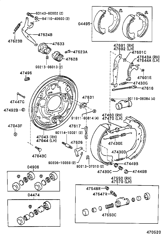 hight resolution of 1980 toyota pickup wiring diagram 1987 4x4 trusted wiring diagram 1989 toyota pickup wiring diagram 1982