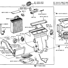 2002 Toyota Camry Parts Diagram Black Bear Ac Auto Catalog