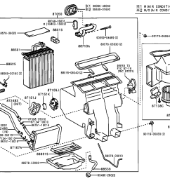 toyota camry ac parts diagram toyota auto parts catalog 2002 toyota camry stereo wiring diagram 2002 [ 1592 x 1099 Pixel ]