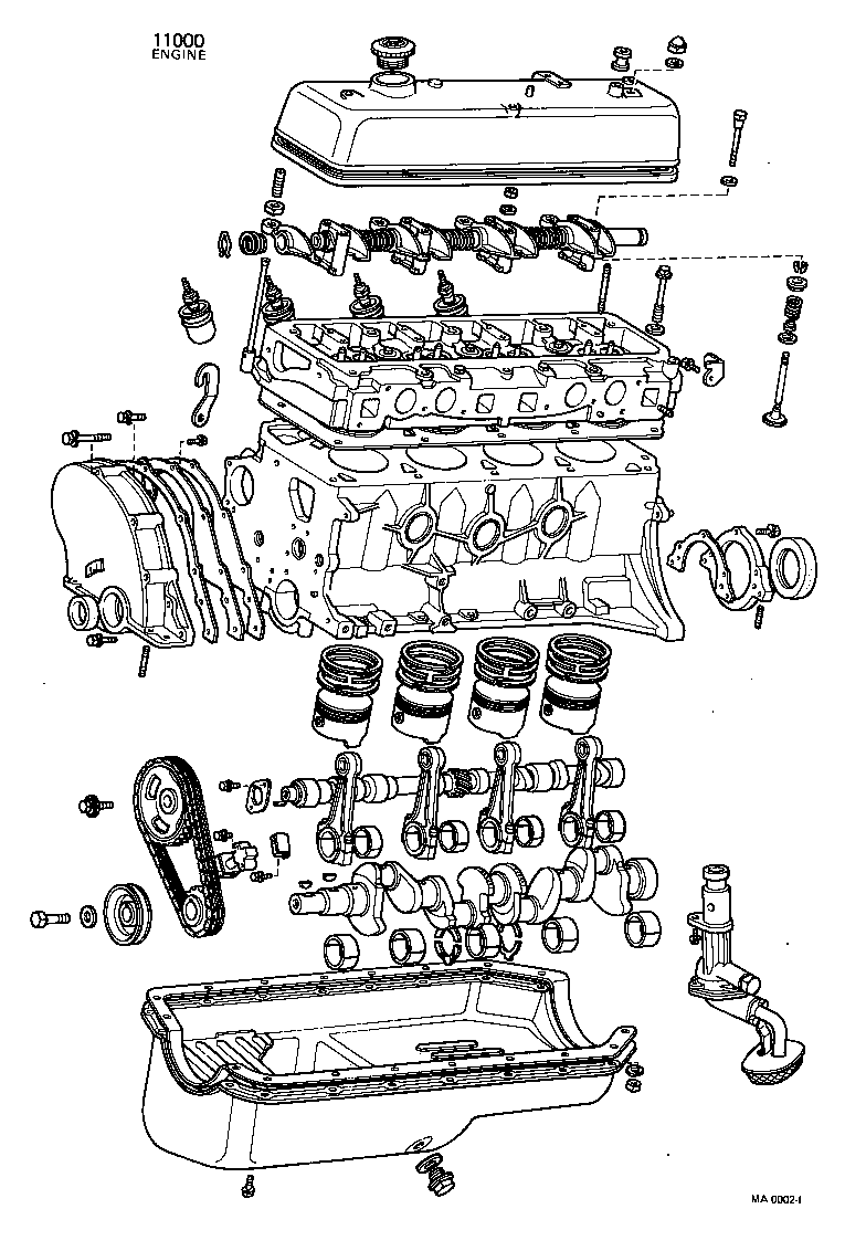 Toyota T100 Engine Diagram Toyota Sequoia Engine Diagram