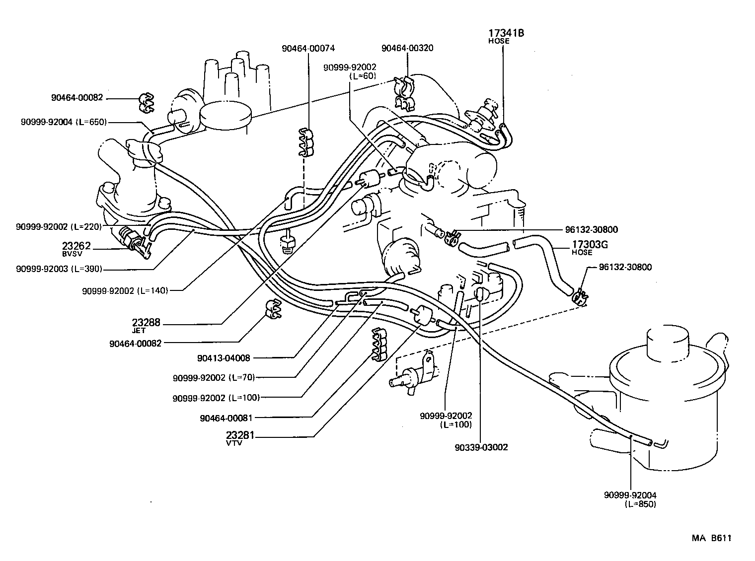 Toyota 5k Engine Diagram. Toyota. Auto Wiring Diagram