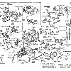 Toyota Engine Parts Diagram 7 Way Trailer Wiring With Brakes 2y Free Image For User