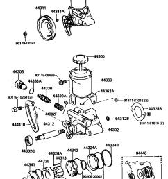 4runner power steering pump diagram [ 760 x 1094 Pixel ]