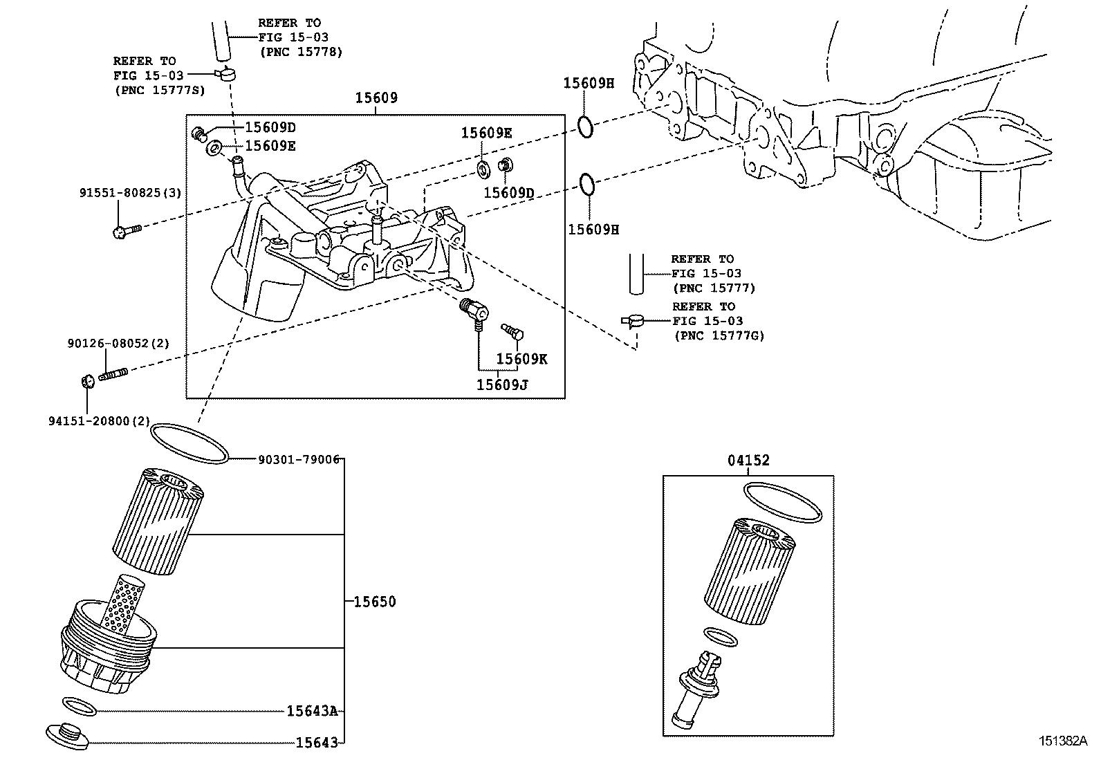 [WRG-7916] 2005 Toyota Sequoia Fuel Filter Location