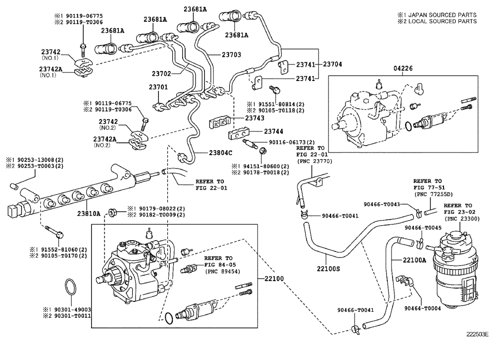 medium resolution of fortuner injection pump assembly