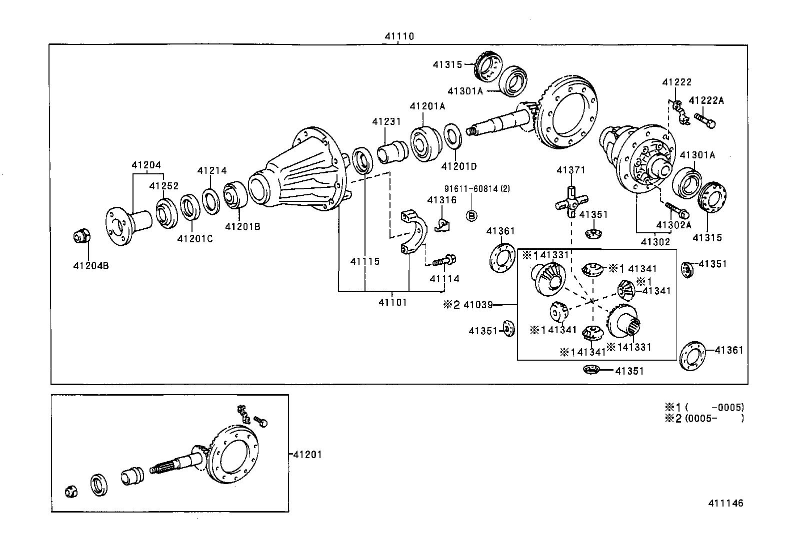 TOYOTA 4RUNNERVZN185L-GKPGK