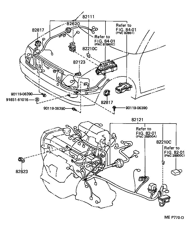 Starlet Wiring Diagram