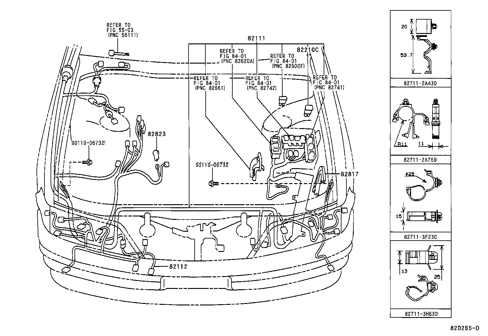 hight resolution of mark 2 wiring clamp