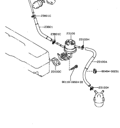corolla fuel pump pipe [ 800 x 1104 Pixel ]