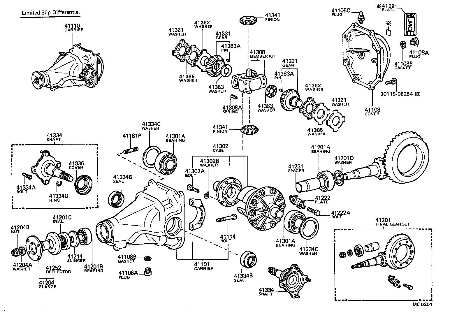 Toyota Soarergz20 Hcpvf