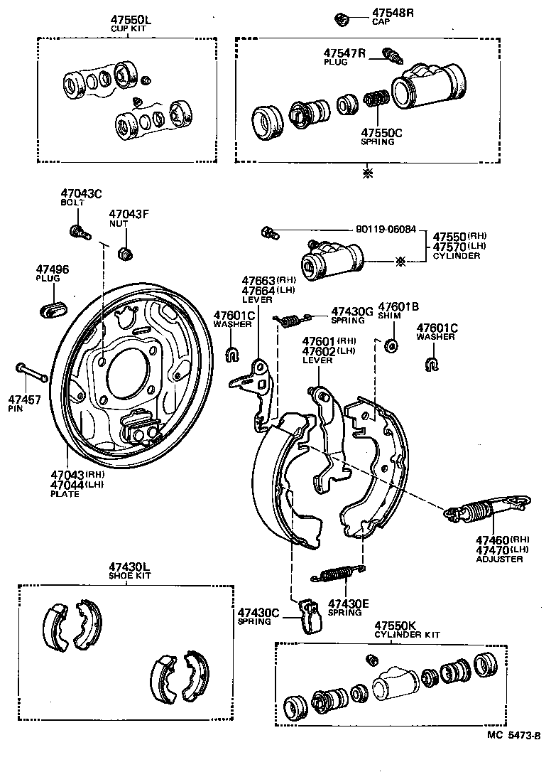 Chevy Ke Master Cylinder Diagram, Chevy, Free Engine Image