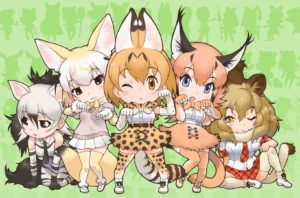 Descargar Kemono Friends HD 720p MEGA