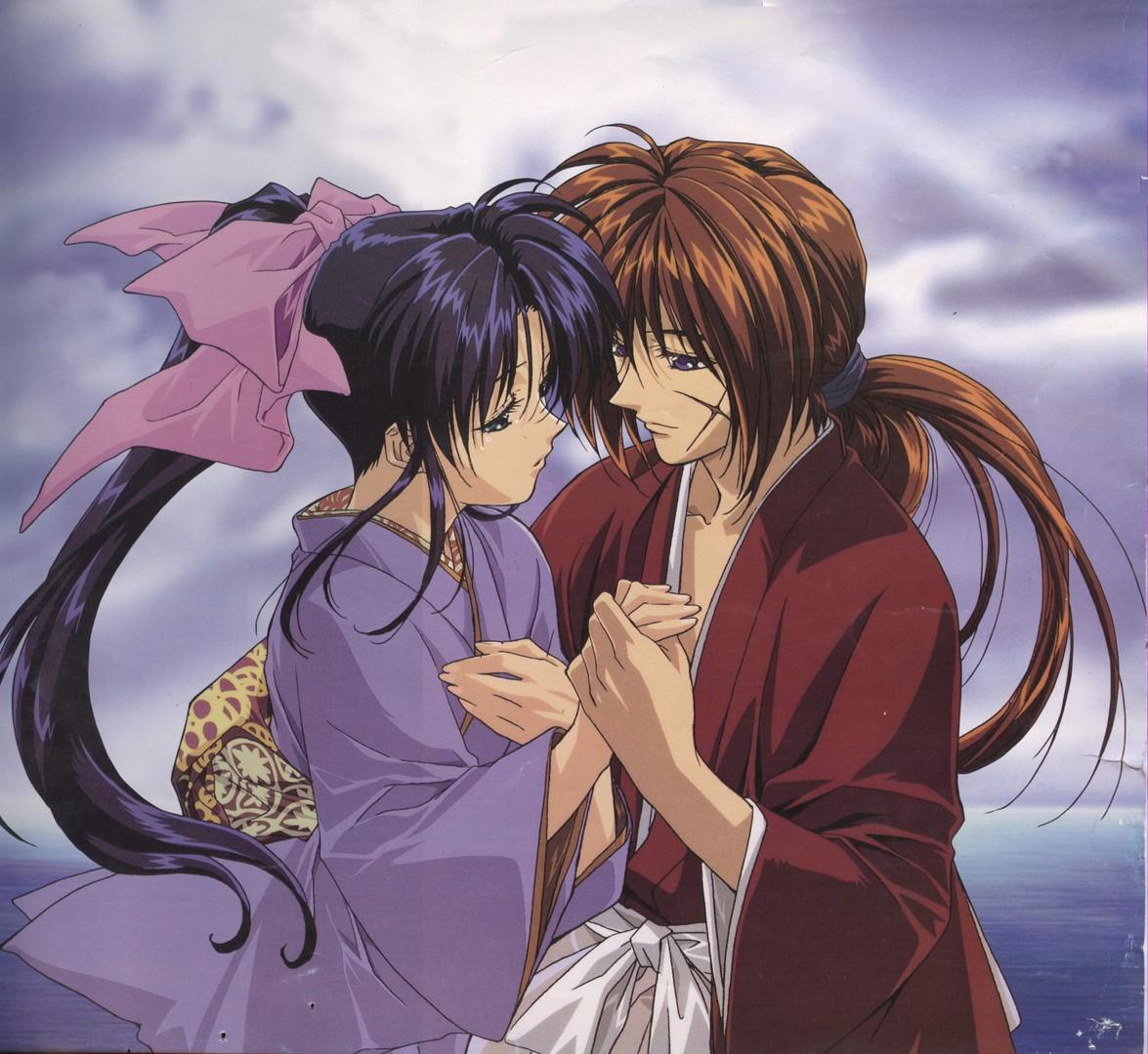 Descargar Rurouni Kenshin: Meiji Kenkaku Romantan DVDbox