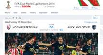 FIFAクラブワールドカップ モロッコ2014 ブックメーカーの勝利チームを予想オッズ