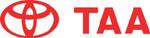 TAA Japanese Toyota Auto Auction Logo