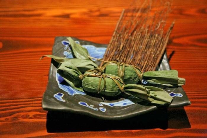 笹団子 新潟の食べ物