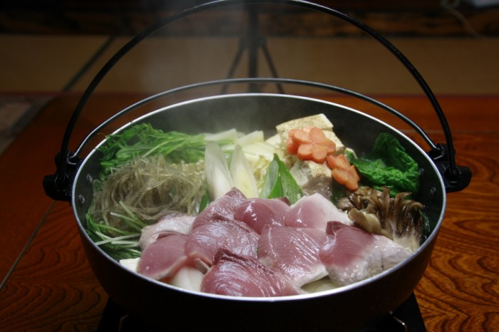 漁師鍋(トコトコナベ)