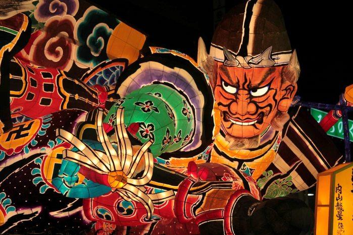 青森の祭り