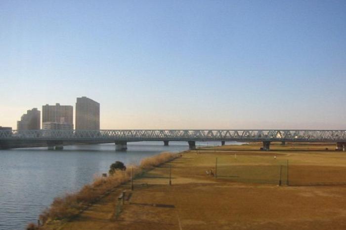 日本各地の冬の風景「東京」