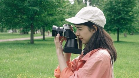 銀塩カメラをインスタント化(出典:Kickstarter)