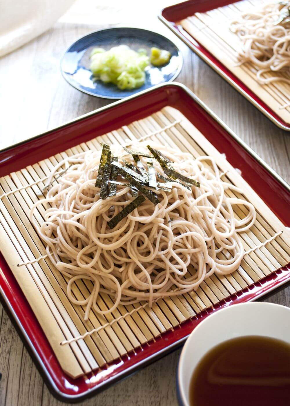 Zaru Soba (Cold Soba Noodles)   RecipeTin Japan