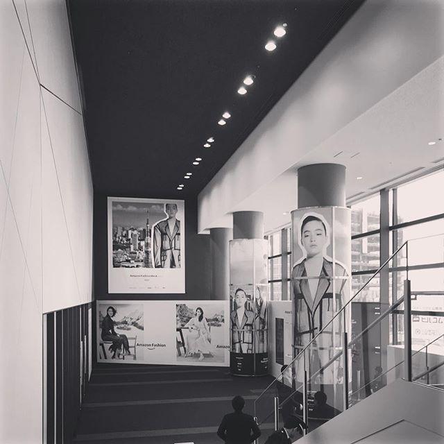 ファッションウィーク東京Amazon Fashion Week Tokyo#tokyo #japan #fashion #amazonfashionweek - from Instagram