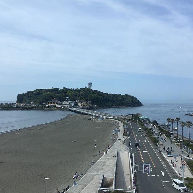 江ノ島 Enoshima #japan #enoshima #beach #sea #island #kanagawa - from Instagram