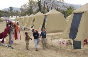 難民キャンプ1