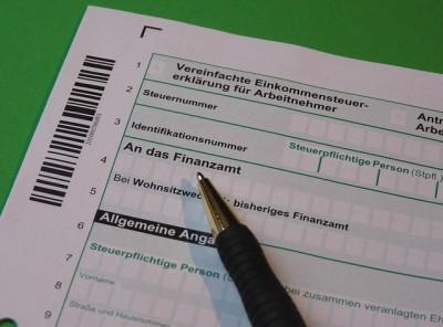 税金の書類
