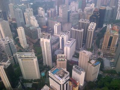 マレーシアのクアラルンプール