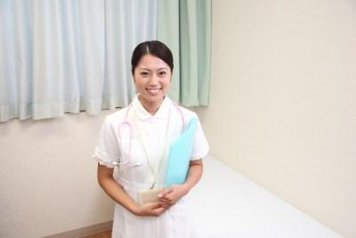看護士の女性