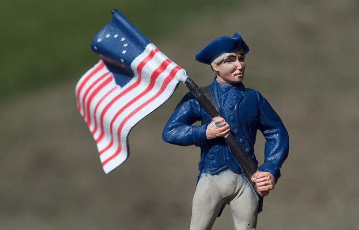 アメリカ独立戦争イメージ