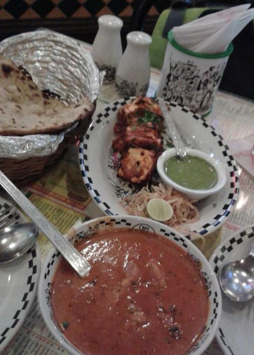 インドの外食