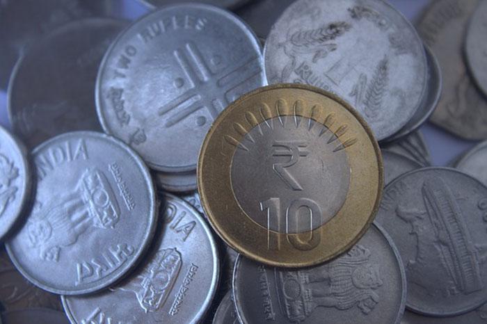 インドの小銭