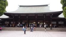 Meiji shrine (svetišče).