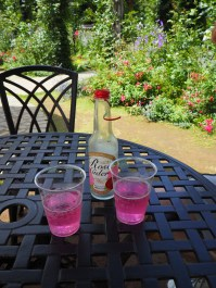 Rožna voda.