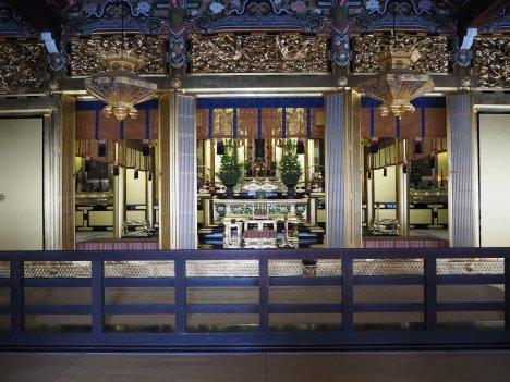 Nishi Honganji tempelj.