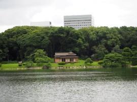 Park Hamarikyu.