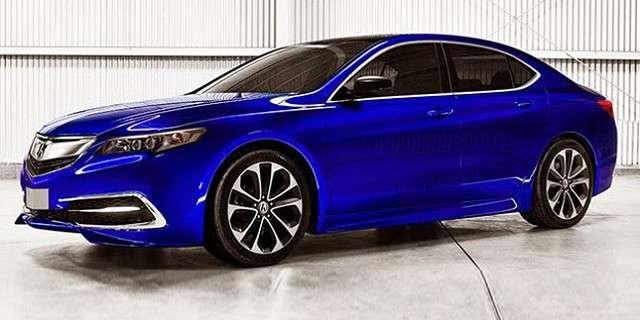 2017 Acura TLX Hybrid