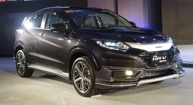 2018 Honda HR-V front view