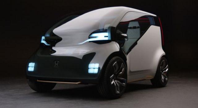 NeuV mini-EV Front