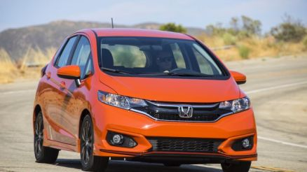 2019 Honda Fit Turbo