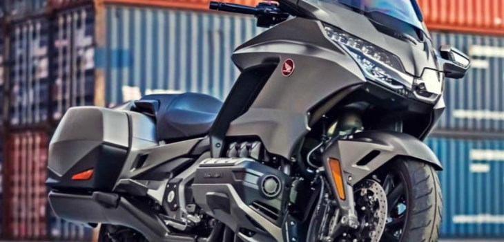 2019 Honda Gold Wing featured