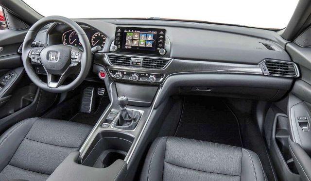 2019 Honda Jazz interior