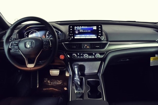 2020 Honda Accord Sport Interior