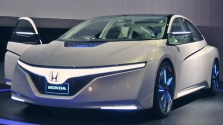 Honda AC-X concept exterior