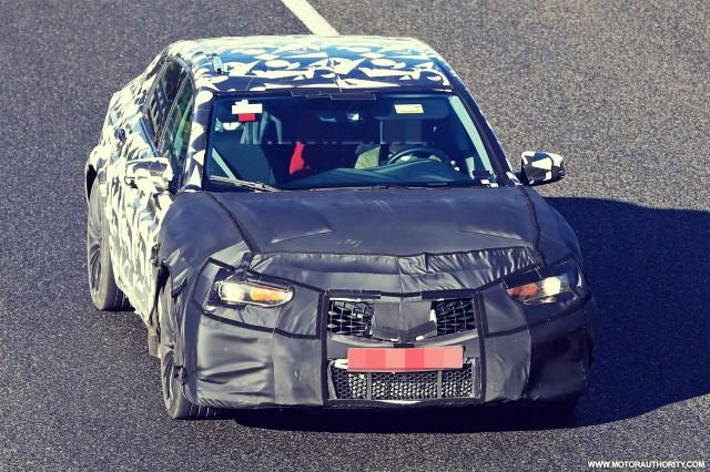2020 Acura TLX spyshot