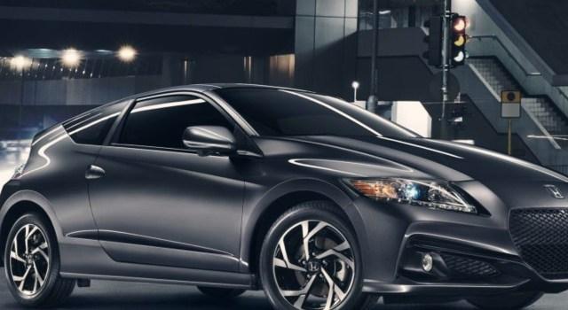 2020 Honda CR-Z TURBO exterior