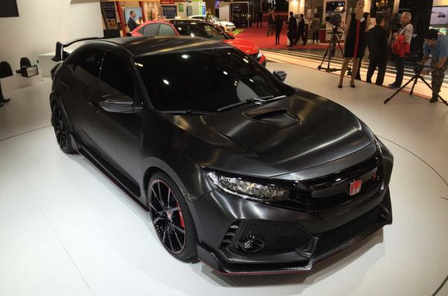 2020 Honda Civic Type-R AWD