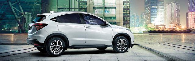 2020 Honda HR-V side